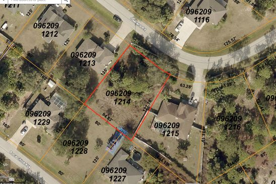 null bed null bath Vacant Land at  OAKLAND RD NORTH PORT, FL, 34286 is for sale at 10k - google static map