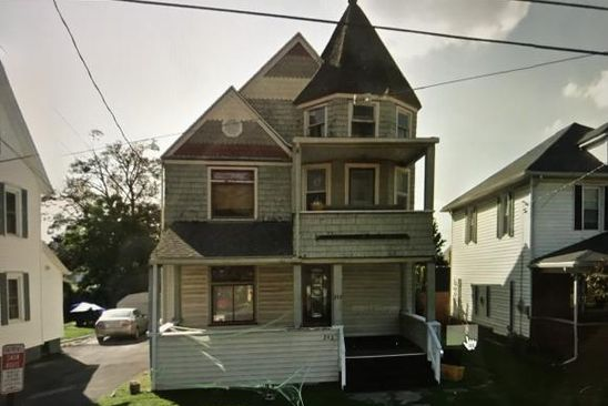 4 bed 2 bath Single Family at 242 BALDWIN ST JOHNSON CITY, NY, 13790 is for sale at 75k - google static map