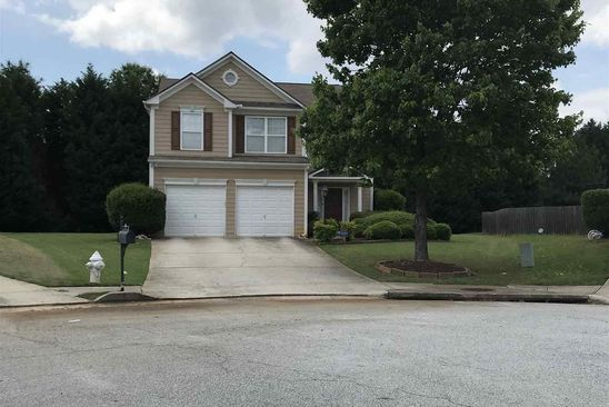 4 bed 3 bath Single Family at 2709 HATTERAS CT CONYERS, GA, 30013 is for sale at 130k - google static map