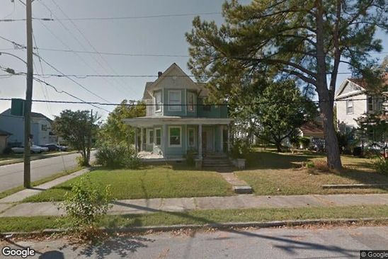 4 bed 2 bath Single Family at 82 Armstrong St Portsmouth, VA, 23704 is for sale at 110k - google static map
