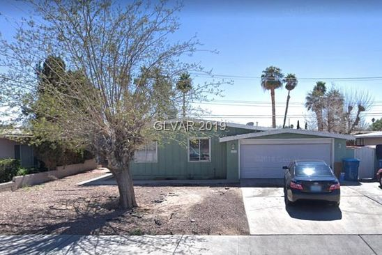 3 bed 2 bath Single Family at 5813 GIPSY AVE LAS VEGAS, NV, 89107 is for sale at 220k - google static map