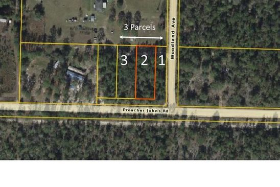 null bed null bath Vacant Land at 00 Preacher Johns Rd Fountain, FL, 32438 is for sale at 30k - google static map