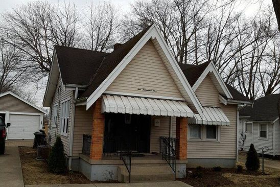 2 bed 1 bath Single Family at 2005 Sheffield St Middletown, OH, 45044 is for sale at 106k - google static map