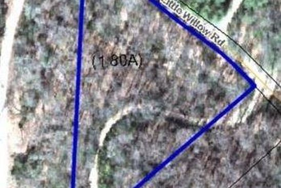 null bed null bath Vacant Land at 0 Little Willow Rd Hendersonville, NC, 28739 is for sale at 25k - google static map