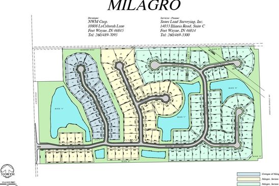 null bed null bath Vacant Land at 13726 Montoro Ct Fort Wayne, IN, 46845 is for sale at 58k - google static map