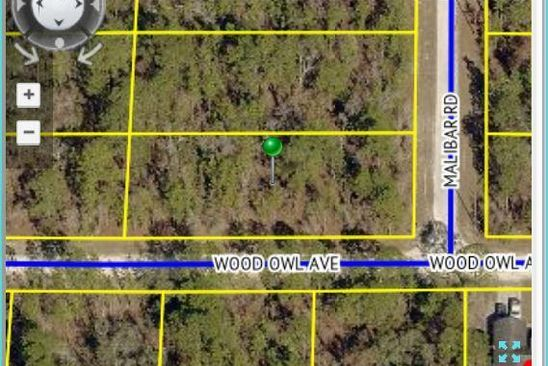 null bed null bath Vacant Land at 11283 Wood Owl Ave Brooksville, FL, 34614 is for sale at 13k - google static map