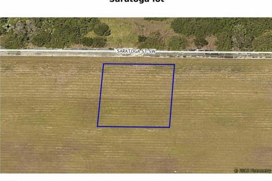 null bed null bath Vacant Land at 1062 SW Saratoga St Palm Bay, FL, 32908 is for sale at 4k - google static map
