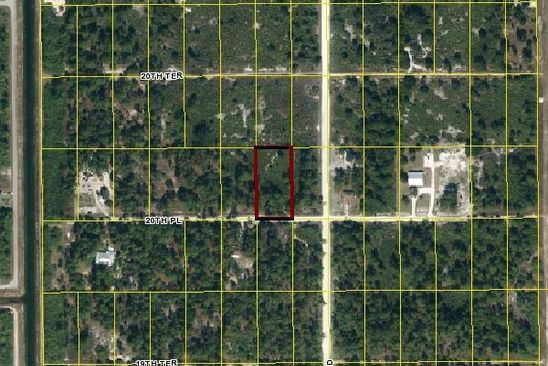 null bed null bath Vacant Land at 7762 20TH PL LABELLE, FL, 33935 is for sale at 16k - google static map