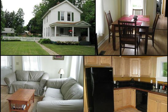 4 bed 2 bath Single Family at 131 Lincoln Ave Saratoga Springs, NY, 12866 is for sale at 458k - google static map