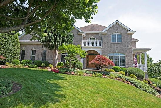 4 bed 5 bath Single Family at 109 TEABERRY LN VENETIA, PA, 15367 is for sale at 759k - google static map