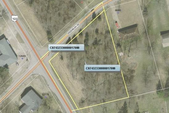 null bed null bath Vacant Land at 0 Greenbush Rd Gratis Twp, OH, 45064 is for sale at 19k - google static map