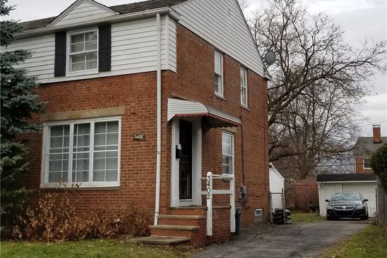 2 bed 1 bath Multi Family at 3402 Westbury Rd Shaker Heights, OH, 44120 is for sale at 22k - google static map