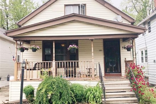 4 bed 1 bath Single Family at 140 Davidson Ave Buffalo, NY, 14215 is for sale at 75k - google static map