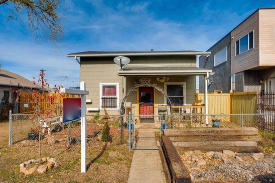 3 bed 2 bath Single Family at 1249 W Byers Pl Denver, CO, 80223 is for sale at 415k - google static map