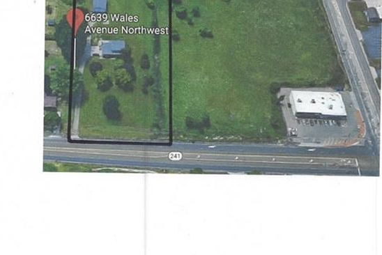 0 bed null bath Vacant Land at 6649 Tract-A Wales Ave NW Massillon, OH, 44646 is for sale at 425k - google static map