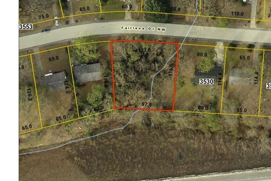 null bed null bath Vacant Land at 0 Fairlane Dr Atlanta, GA, 30331 is for sale at 50k - google static map