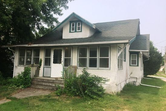4 bed 2 bath Single Family at 312 WILSON ST VAN METER, IA, 50261 is for sale at 60k - google static map