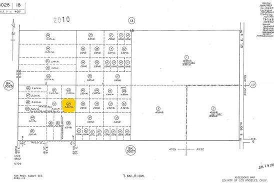 null bed null bath Vacant Land at 0 Vac/Vic Avenue Q/82 Palmdale, CA, 93591 is for sale at 15k - google static map
