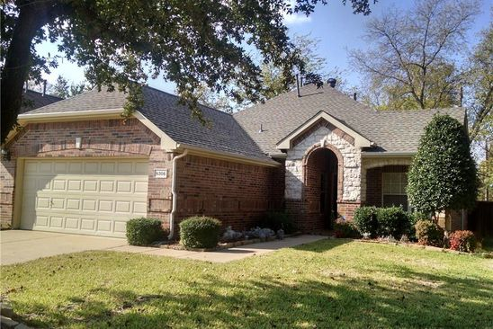 3 bed 2 bath Single Family at 6305 BRANCHWOOD TRL FLOWER MOUND, TX, 75028 is for sale at 265k - google static map