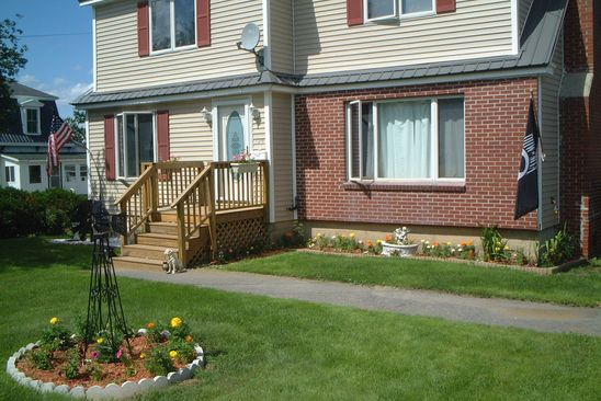 4 bed 2 bath Single Family at 124 MAIN ST FORT FAIRFIELD, ME, 04742 is for sale at 90k - google static map