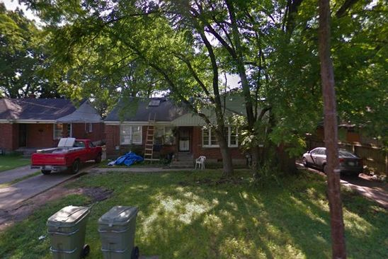 4 bed 2 bath Single Family at 540 BERCLAIR RD MEMPHIS, TN, 38122 is for sale at 45k - google static map