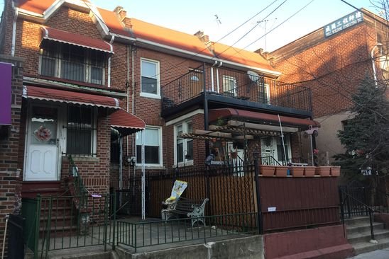 3 bed 3 bath Single Family at 813 51ST ST BROOKLYN, NY, 11220 is for sale at 1.65m - google static map