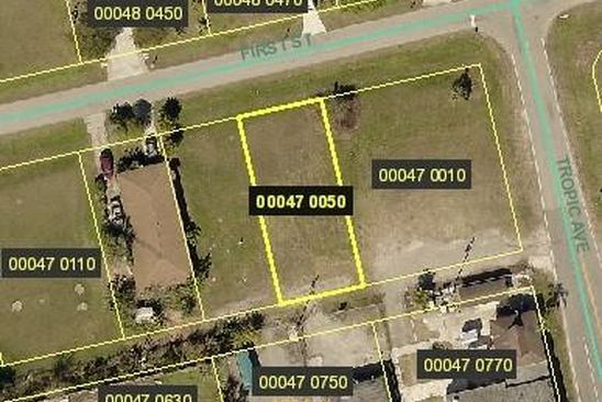 null bed null bath Vacant Land at 13469/471 First St Fort Myers, FL, 33905 is for sale at 25k - google static map