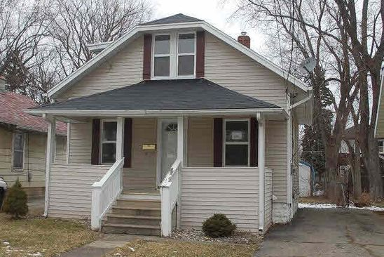3 bed 1 bath Single Family at 1114 HURON ST FLINT, MI, 48507 is for sale at 24k - google static map