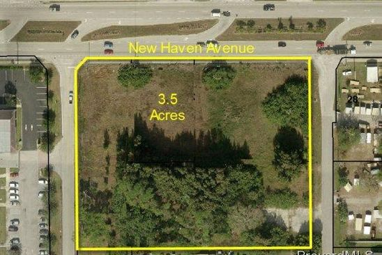 0 bed null bath Vacant Land at 0 W New Hvn Melbourne, FL, 32904 is for sale at 1.90m - google static map