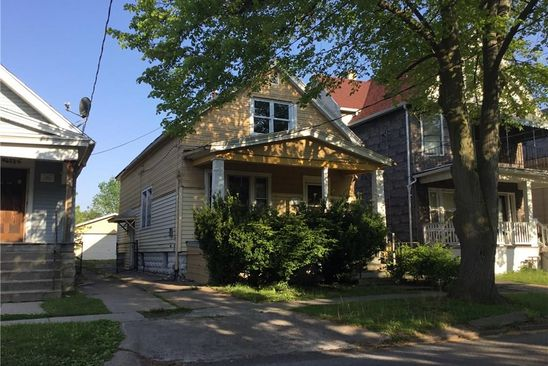 3 bed 1 bath Single Family at 42 CORNWALL AVE BUFFALO, NY, 14215 is for sale at 35k - google static map