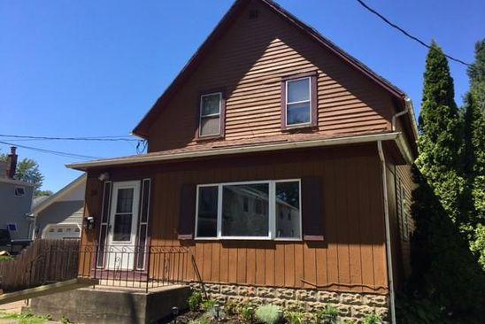 5 bed 2 bath Multi Family at 26 GANSON ST NORTH TONAWANDA, NY, 14120 is for sale at 90k - google static map