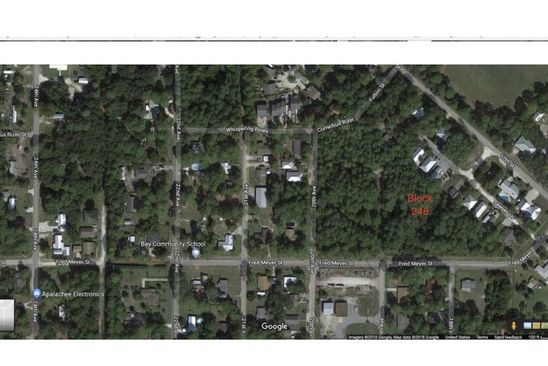 null bed null bath Vacant Land at 0 Street Apalachicola, FL, 32320 is for sale at 325k - google static map