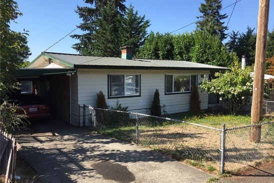 2 bed 1 bath Single Family at 605 CAMAS AVE NE RENTON, WA, 98056 is for sale at 300k - google static map
