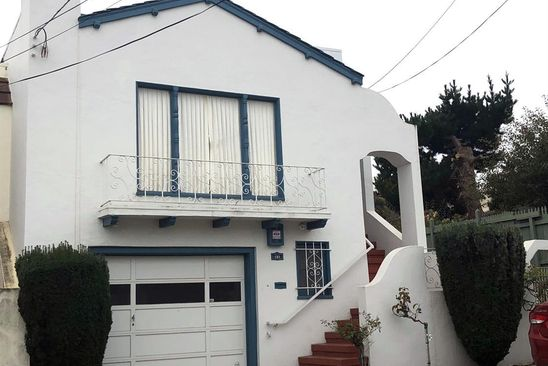 3 bed 1.25 bath Single Family at 151 NAVAJO AVE SAN FRANCISCO, CA, 94112 is for sale at 998k - google static map