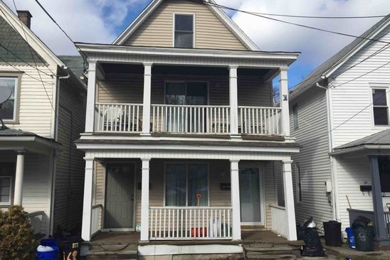 4 bed 2 bath Multi Family at 168 W PARKER ST SCRANTON, PA, 18508 is for sale at 60k - google static map