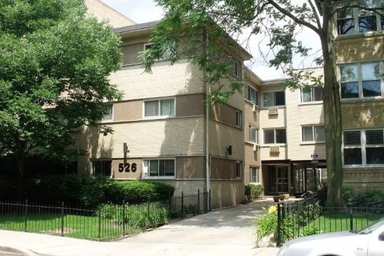 0 bed 1 bath Condo at 526 W Roscoe St Chicago, IL, 60657 is for sale at 120k - google static map
