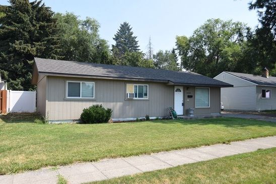 3 bed 1 bath Single Family at 6018 N GREENWOOD BLVD SPOKANE, WA, 99205 is for sale at 173k - google static map