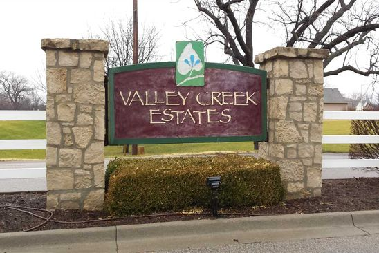 null bed null bath Vacant Land at 6 N Driftwood Ct Valley Center, KS, 67147 is for sale at 21k - google static map