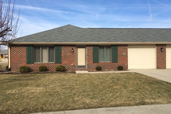2 bed 2 bath Condo at 4853 E HERITAGE CIR MUNCIE, IN, 47303 is for sale at 84k - google static map