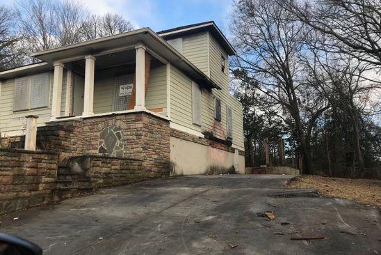 4 bed 4 bath Single Family at 606 Thurmond St NW Atlanta, GA, 30314 is for sale at 333k - google static map