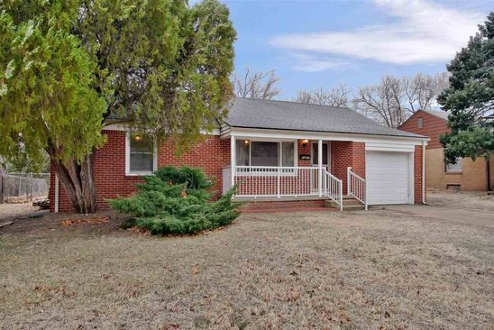 3 bed 1 bath Single Family at 7327 E INDIANAPOLIS ST WICHITA, KS, 67207 is for sale at 90k - google static map