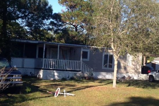 3 bed 2 bath Mobile / Manufactured at 6864 BETTY LN NAVARRE, FL, 32566 is for sale at 42k - google static map