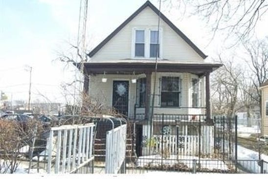 4 bed 3 bath Single Family at 6911 S May St Chicago, IL, 60621 is for sale at 44k - google static map