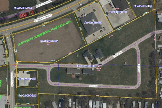 null bed null bath Vacant Land at  Southpark Commercial Plaza Sub Bloomington, IL, 61704 is for sale at 3.21m - google static map