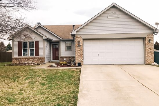 3 bed 2 bath Single Family at 1852 Chatham Pl Danville, IN, 46122 is for sale at 170k - google static map