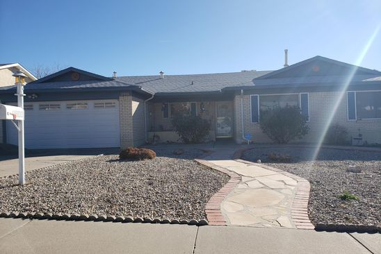 4 bed 3 bath Single Family at 11900 MOROCCO RD NE ALBUQUERQUE, NM, 87111 is for sale at 270k - google static map