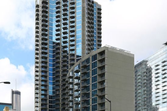 1 bed 1 bath Condo at 400 W PEACHTREE ST NW ATLANTA, GA, 30308 is for sale at 250k - google static map