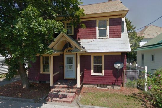 3 bed 2 bath Single Family at 34 GOODWIN AVE GLENS FALLS, NY, 12801 is for sale at 78k - google static map