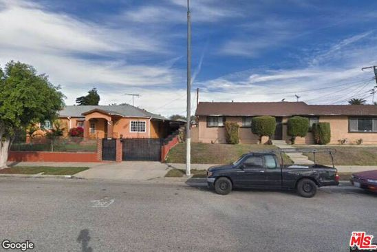 4 bed 2 bath Single Family at 355 W 124th St Los Angeles, CA, 90061 is for sale at 535k - google static map
