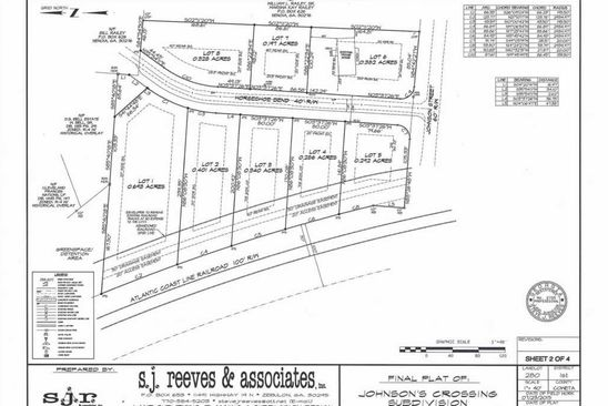 null bed null bath Vacant Land at 220 Johnson St Senoia, GA, 30276 is for sale at 67k - google static map